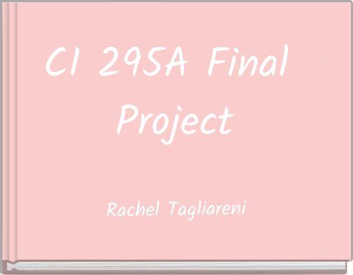 CI 295A Final Project