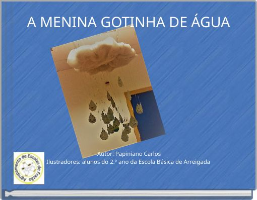 A MENINA GOTINHA DE ÁGUA