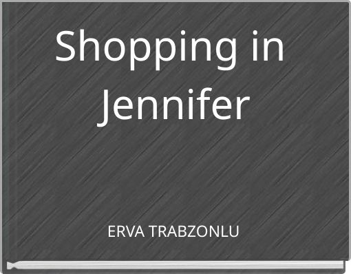 Shopping in Jennifer