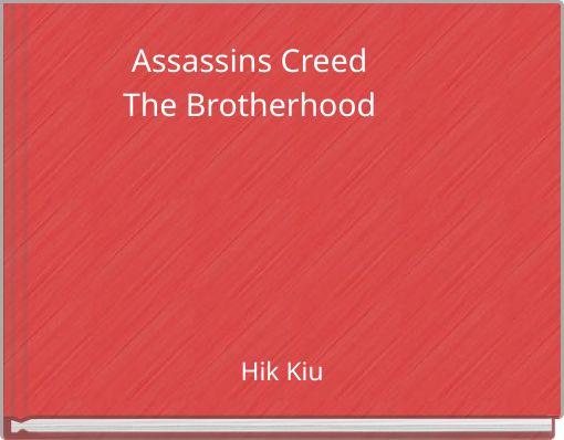 Assassins CreedThe Brotherhood