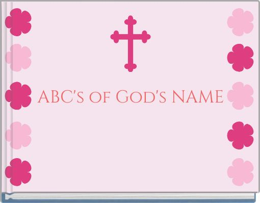 ABC's of God's NAME