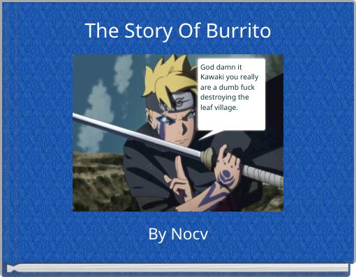 The Story Of Burrito