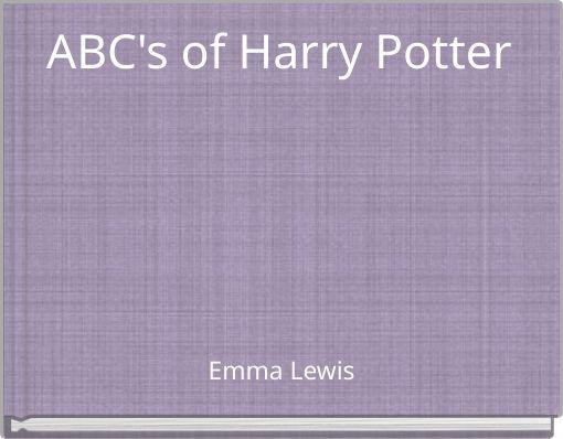 ABC's of Harry Potter