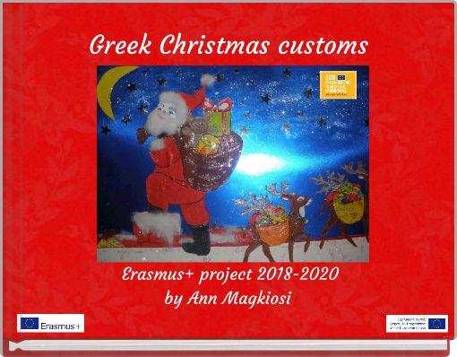 Greek Christmas customs