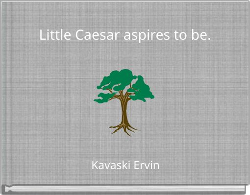 Little Caesar aspires to be.