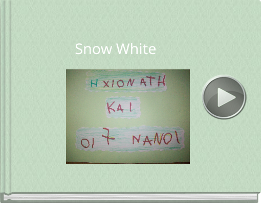 Book titled 'Snow White'