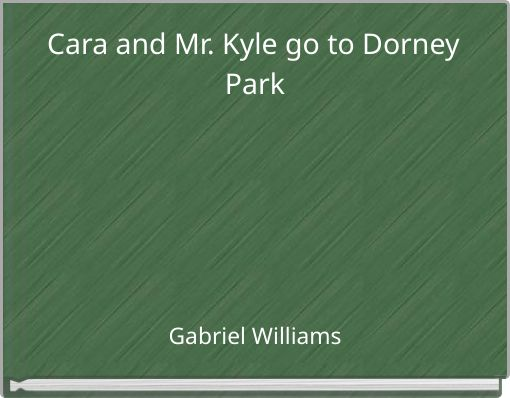 Cara and Mr. Kyle go to Dorney Park