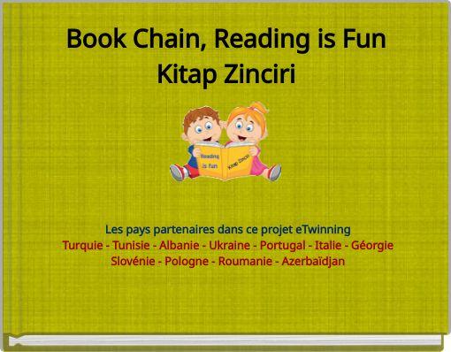 Book Chain, Reading is FunKitap Zinciri