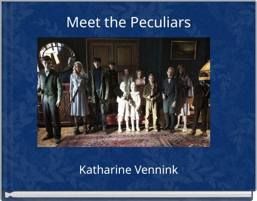 Meet the Peculiars