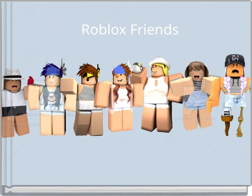 Roblox Friends