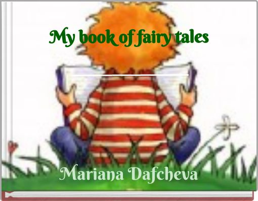 My book of fairy tales ____________