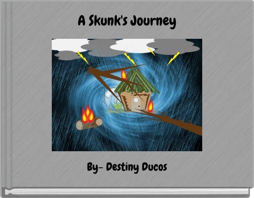 A Skunk's Journey