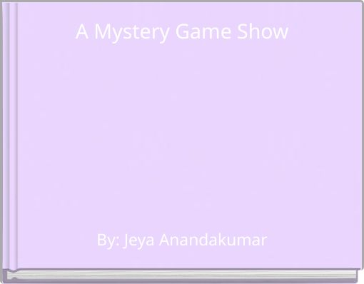 A Mystery Game Show