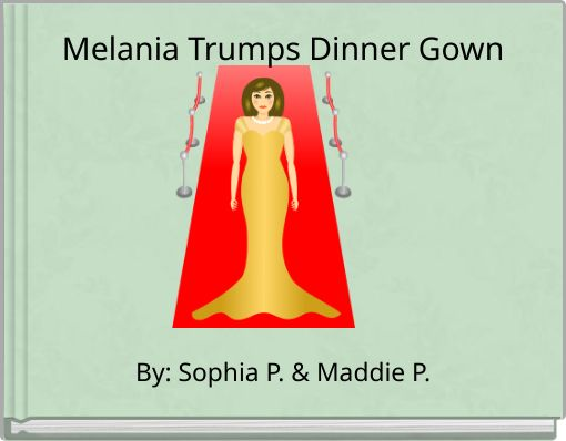 Melania Trumps Dinner Gown