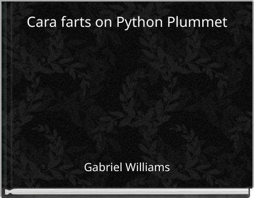 Cara farts on Python Plummet