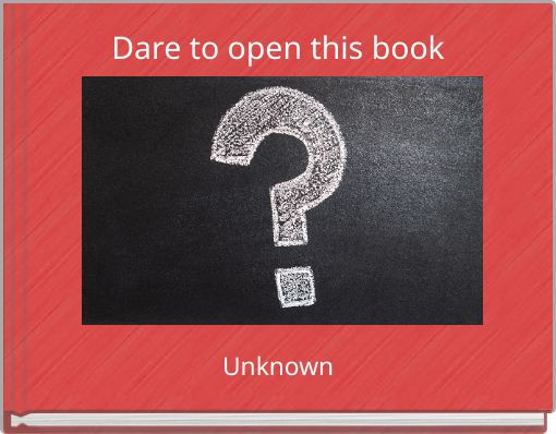 Dare to open this book