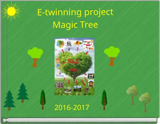 E-twinning projectMagic Tree