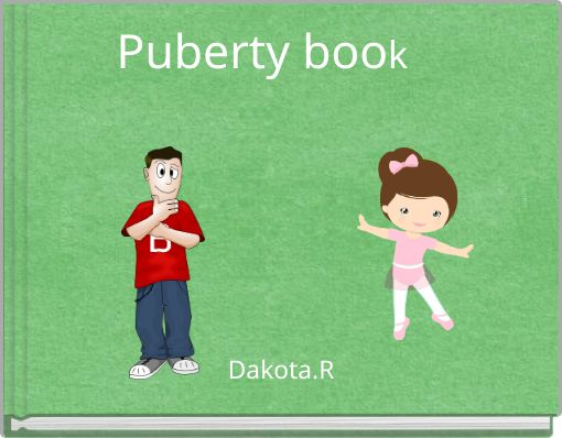 Puberty book