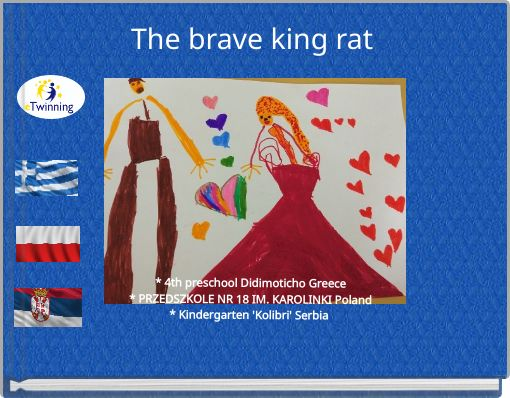 The brave king rat