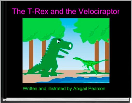 The T-Rex and the Velociraptor
