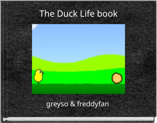 The  Duck Life book