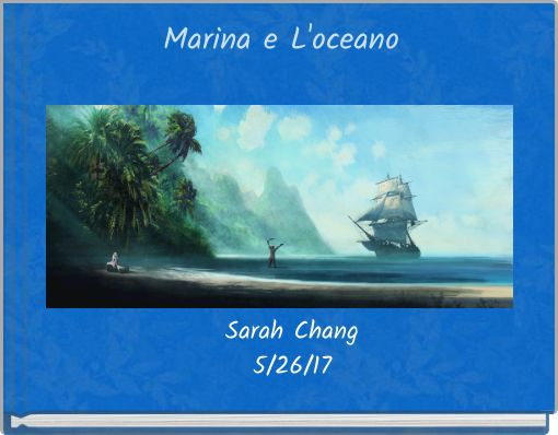 Marina e L'oceano