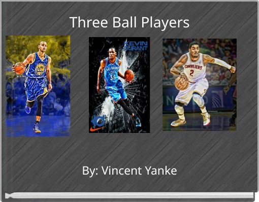Three Ball Players