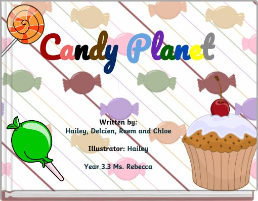 CandyPlanet