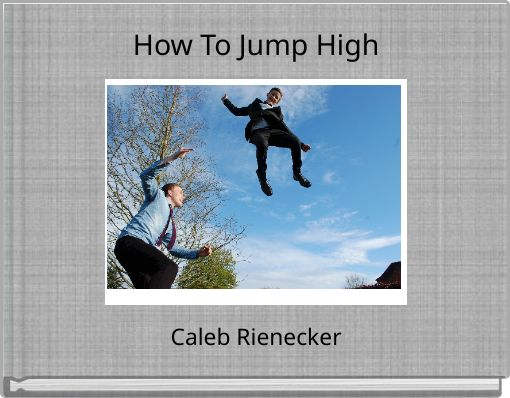 How To Jump High
