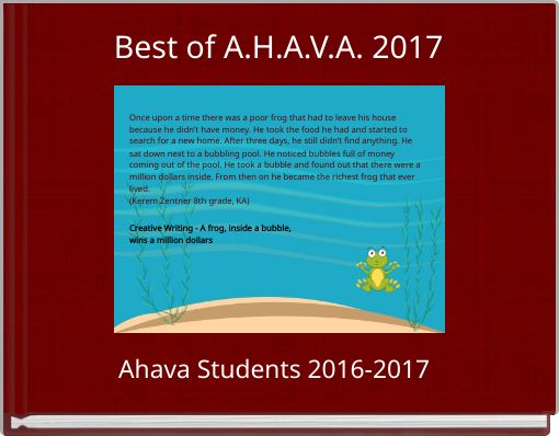 Best of A.H.A.V.A. 2017