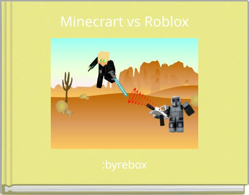 Minecrart vs Roblox