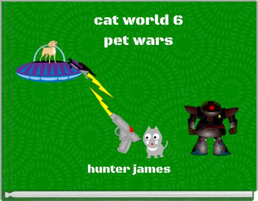 cat world 6pet wars