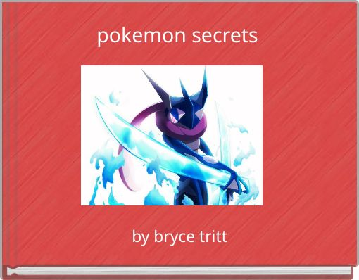 pokemon secrets