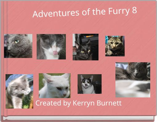 Adventures of the Furry 8