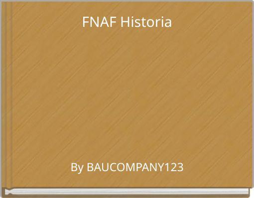 FNAF Historia