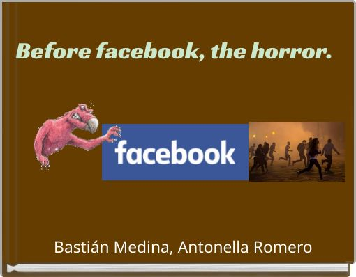 Before facebook, the horror.