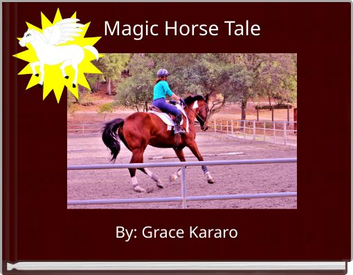 Magic Horse Tale