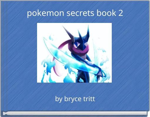 pokemon secrets book 2