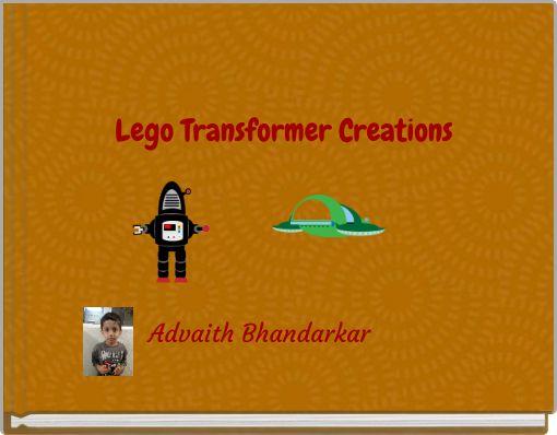Lego Transformer Creations