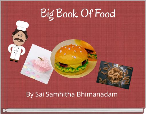 Big Book Of Food