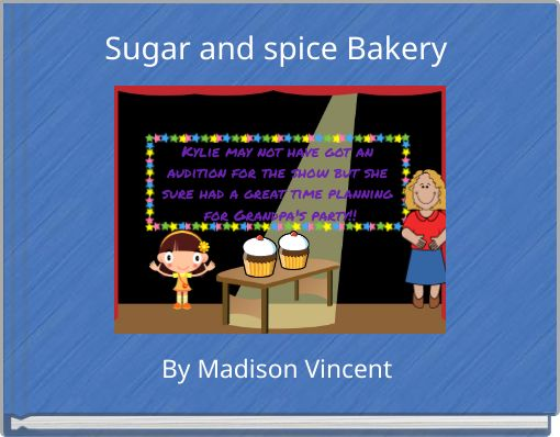 Sugar and spice Bakery