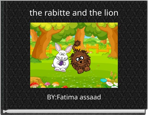 the rabitte and the lion