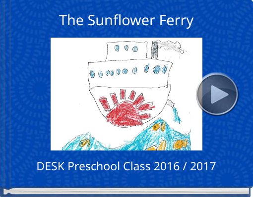 Book titled 'The Sunflower Ferry'