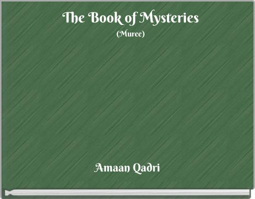The Book of Mysteries(Muree)