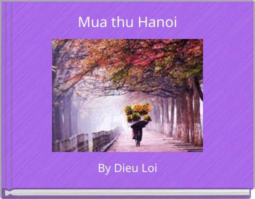 Mua thu Hanoi