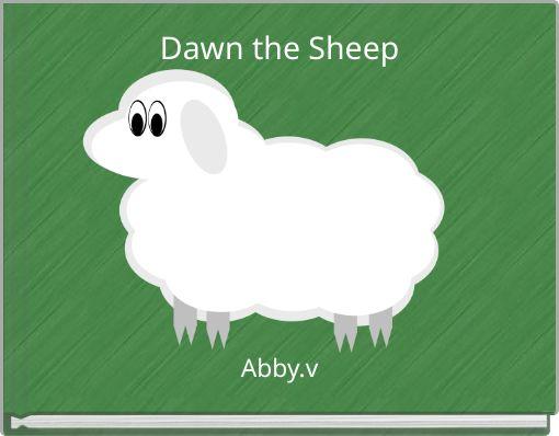 Dawn the Sheep