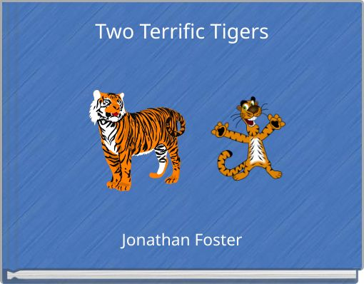 Two Terrific Tigers