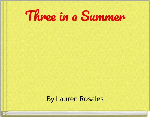 Three in a Summer