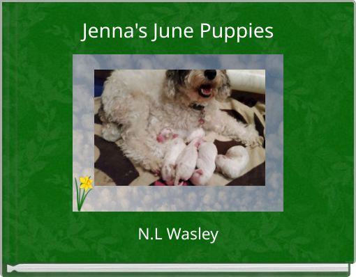 Jenna's June Puppies