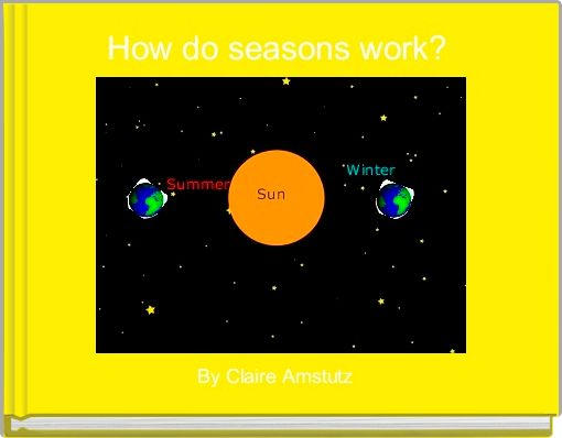 How do seasons work?